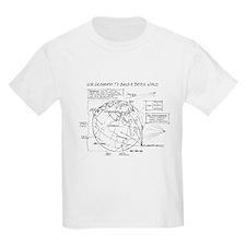 Build a Better World Kids Light T-Shirt