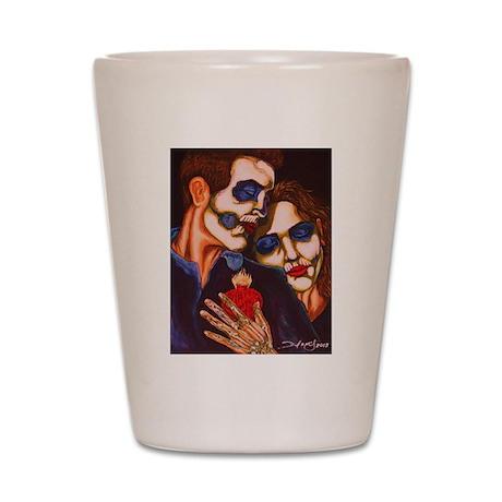 Amor smalfile for Cafepress.jpg Shot Glass