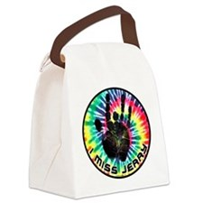 I Miss Jerry Canvas Lunch Bag
