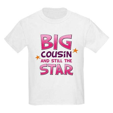 Big Cousin - Star (Pink) T-Shirt