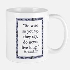 So Wise So Young Mug