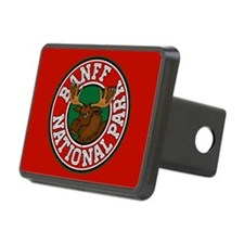 Banff Moose Circle Hitch Cover
