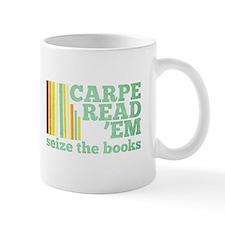 Carpe Read 'Em Mug