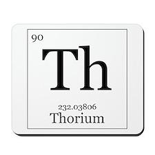 Elements - 90 Thorium Mousepad