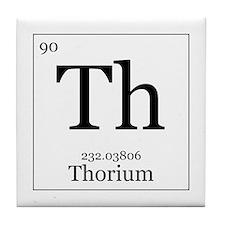 Elements - 90 Thorium Tile Coaster