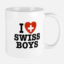 I love Swiss Boys Mug
