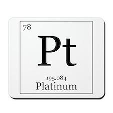 Elements - 78 Platinum Mousepad
