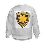 Orly County Sheriff Kids Sweatshirt