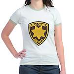 Orly County Sheriff Jr. Ringer T-Shirt