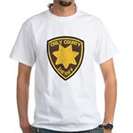 Orly County Sheriff White T-Shirt