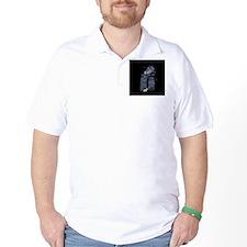 White Stag at Stonehenge - PatronUs T-Shirt