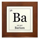 Barium Framed Tiles