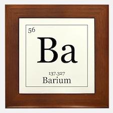 Elements - 56 Barium Framed Tile