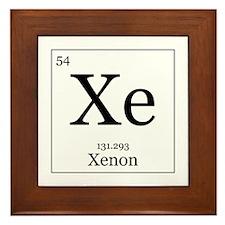 Elements - 54 Xenon Framed Tile