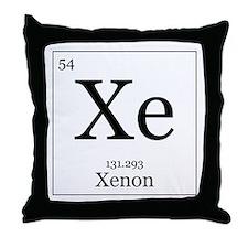 Elements - 54 Xenon Throw Pillow