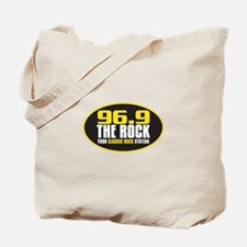 969 The Rock Your Classic Rock Station Tote Bag