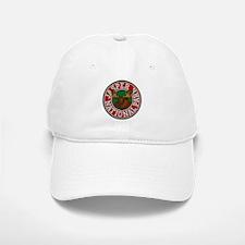 Jasper Moose Circle Baseball Baseball Cap