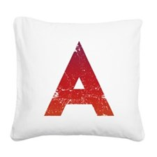Atheist A Square Canvas Pillow