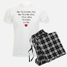 love u Pajamas