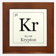 Elements - 36 Krypton Framed Tile