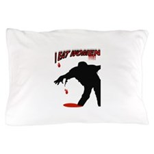 Cute Zombie girl Pillow Case