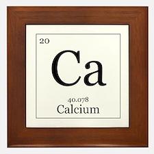 Elements - 20 Calcium Framed Tile
