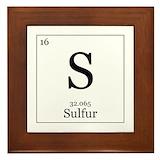 Sulfur Framed Tiles