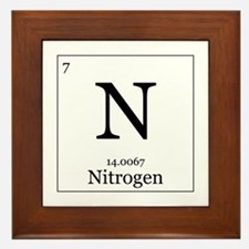 Elements - 7 Nitrogen Framed Tile