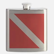 Diver.jpg Flask