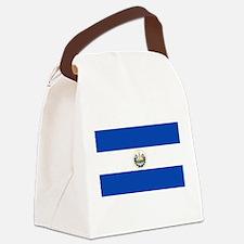 El Salvador.jpg Canvas Lunch Bag