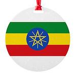 Ethiopia.jpg Round Ornament