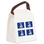 Martinique.jpg Canvas Lunch Bag