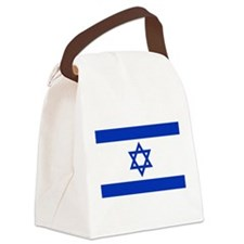 Israel.jpg Canvas Lunch Bag