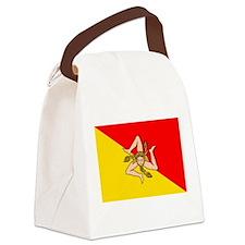 Sicily.jpg Canvas Lunch Bag