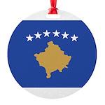 Kosovo.jpg Round Ornament
