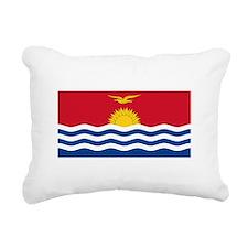 Kiribati.jpg Rectangular Canvas Pillow