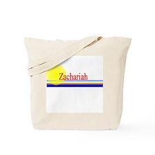 Zachariah Tote Bag