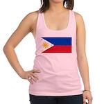 Philippines.jpg Racerback Tank Top