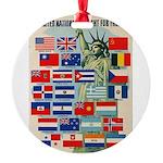 Original_United_Nations.jpg Round Ornament