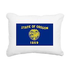 Oregon.jpg Rectangular Canvas Pillow