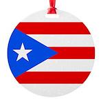 Puerto Rico.jpg Round Ornament