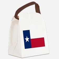 Texas.jpg Canvas Lunch Bag