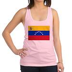 Venezuela.jpg Racerback Tank Top
