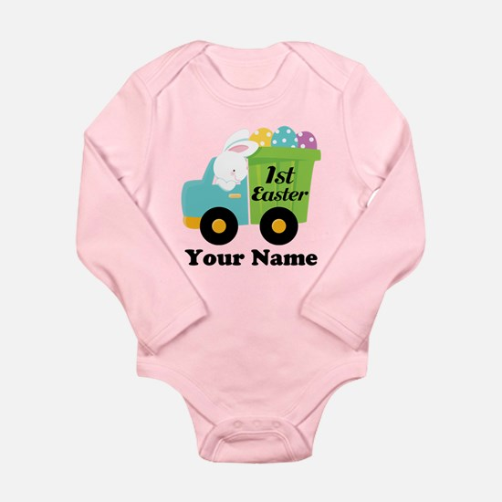 Personalized 1st Easter Onesie Romper Suit
