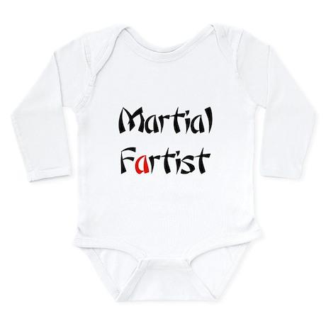 Martial Fartist Body Suit