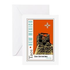 San Geronimo Greeting Cards (Pk of 10)