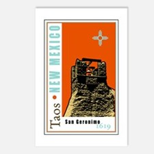 San Geronimo Postcards (Package of 8)