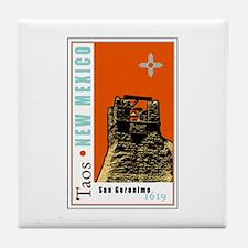San Geronimo Tile Coaster