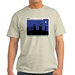 Restroom Role Reversal Light T-Shirt