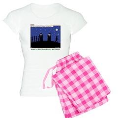Restroom Role Reversal Pajamas